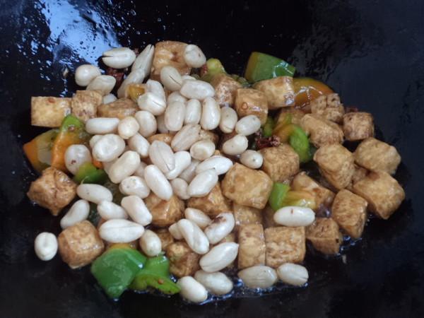 宫保豆腐怎样做