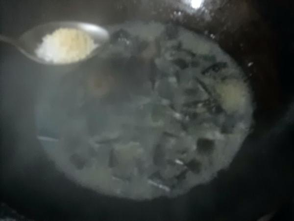 皮蛋版上汤娃娃菜怎么煮
