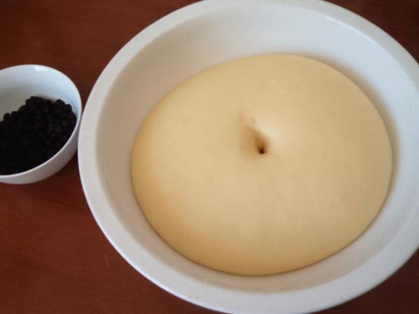 蓝莓面包卷的简单做法