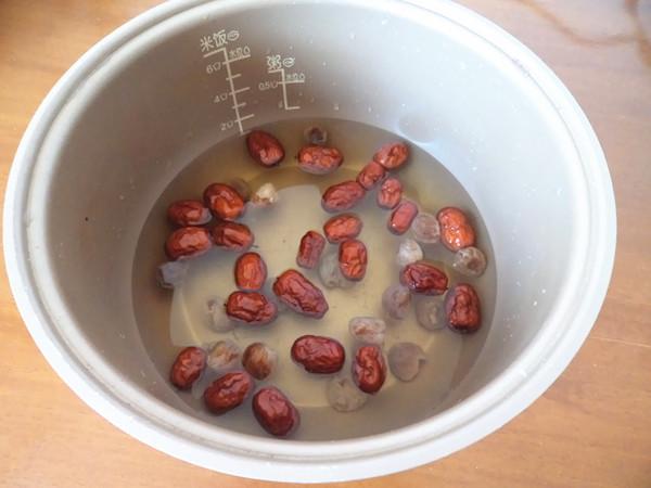 桂圆红枣大麦粥怎么吃
