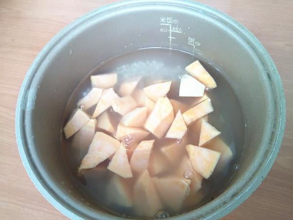 祛湿瘦身山芋薏米粥怎么吃