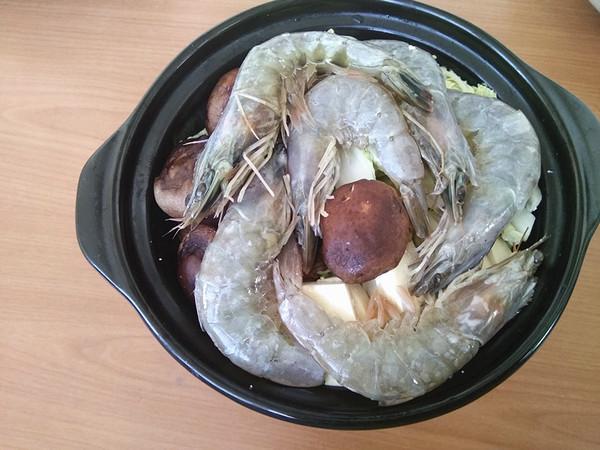 鲜虾豆腐煲怎么炒