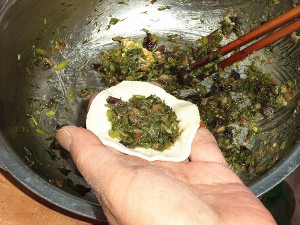 茴香猪肉馅水饺怎么炒