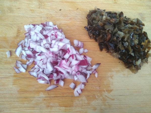 肉卷蛋炒饭的简单做法