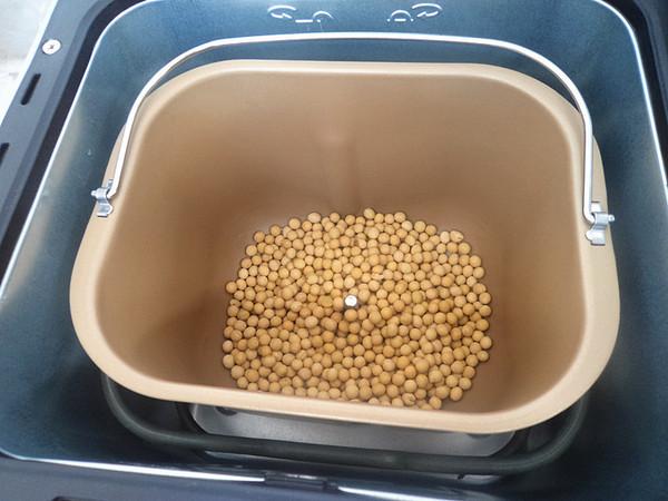 炒黄豆的家常做法