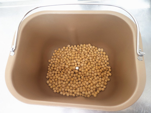 炒黄豆的做法图解