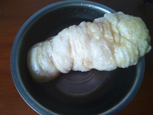 鱼鳔白菜汤的做法大全