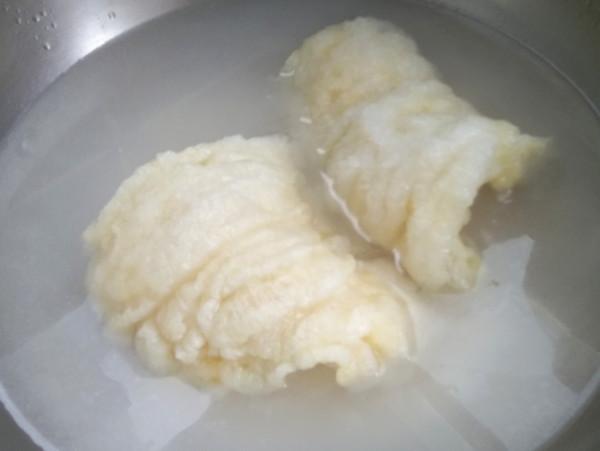 鱼鳔白菜汤的做法图解