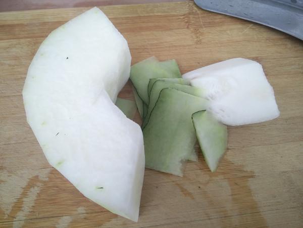 冬瓜鱼鳔汤的家常做法