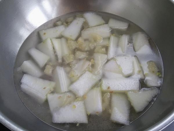 冬瓜鱼鳔汤怎么煮