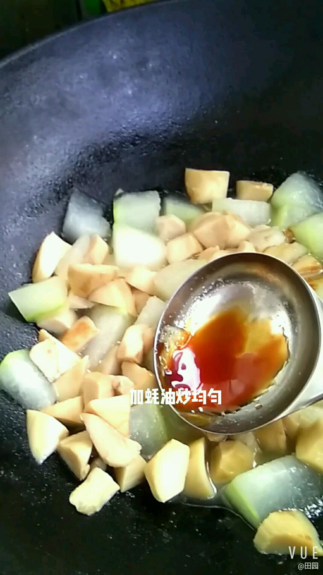 红烧冬瓜杏鲍菇怎么吃