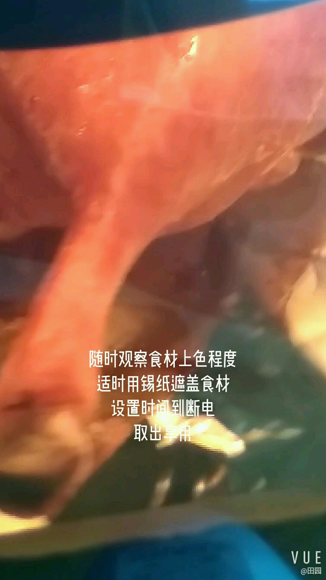 #贴秋膘#烤鸭边腿怎么炒