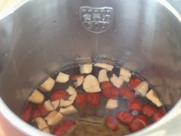 红枣芡实豆浆怎么煮