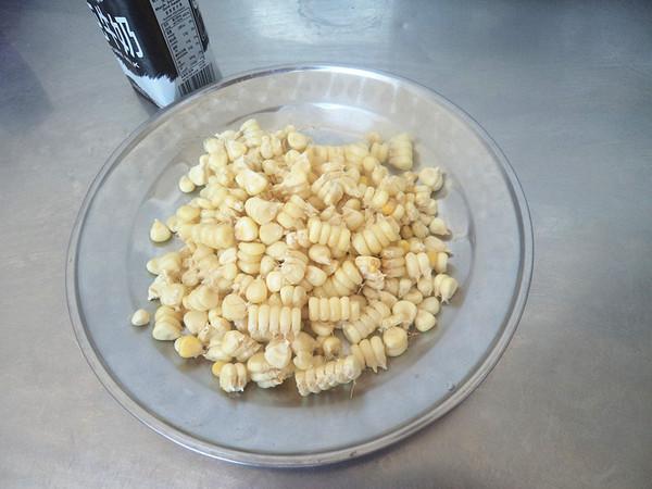 玉米奶昔的做法大全