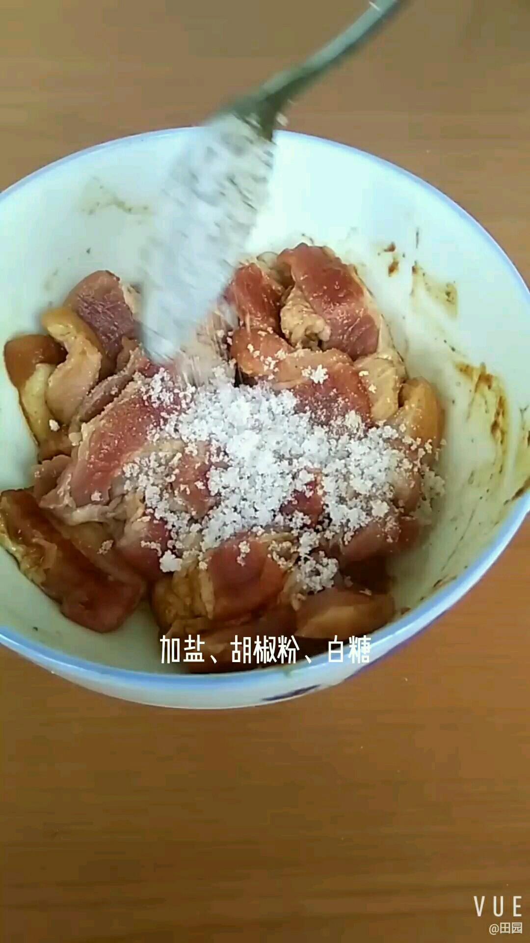 肥而不腻 瘦而不柴 烤五花肉的做法图解