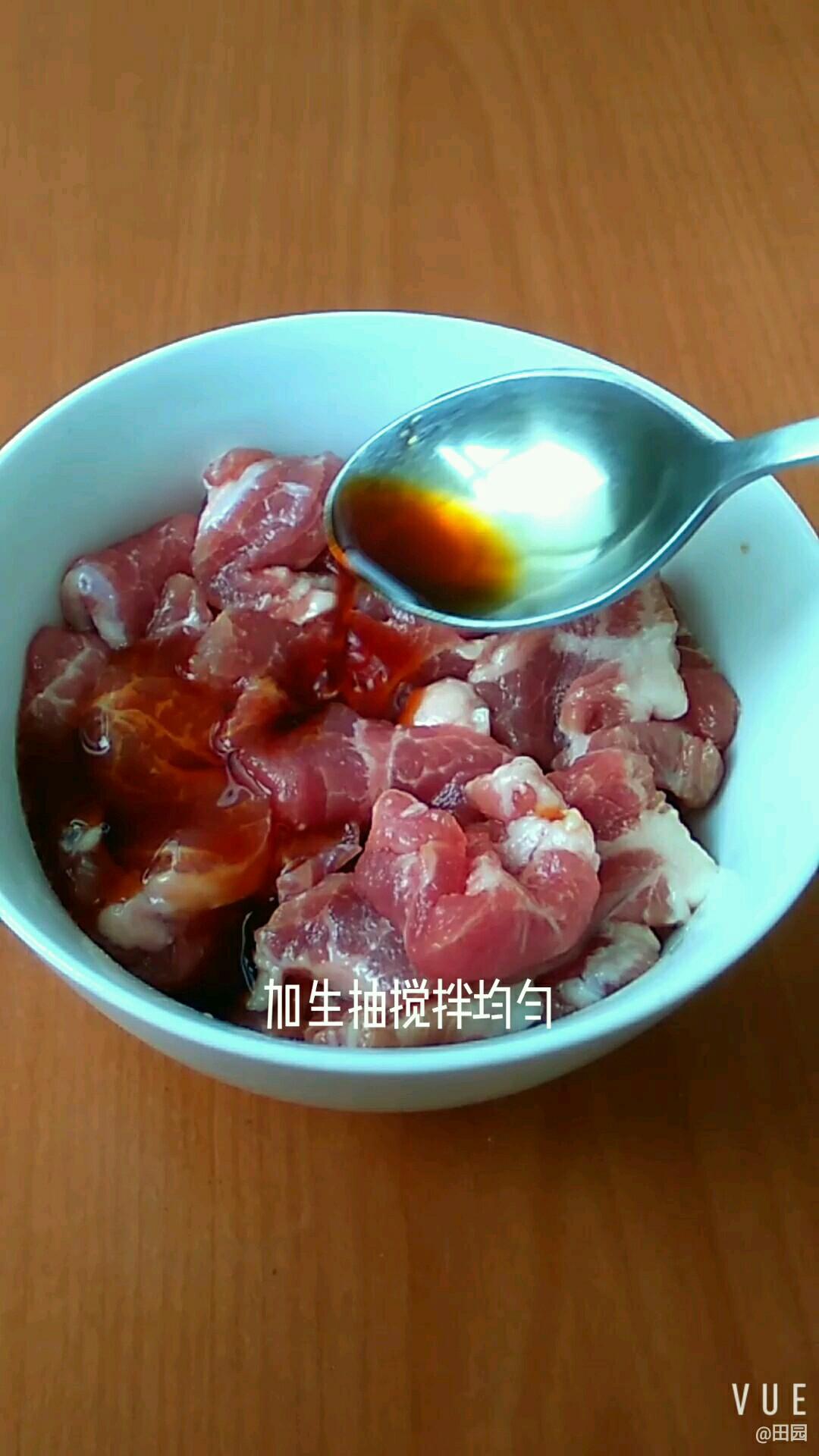 猪肉烧茄子的做法大全