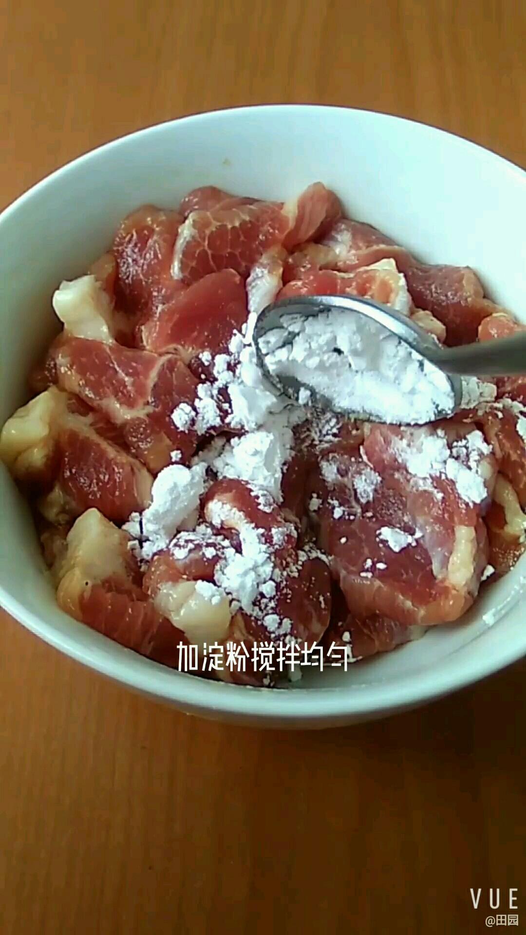 猪肉烧茄子的做法图解