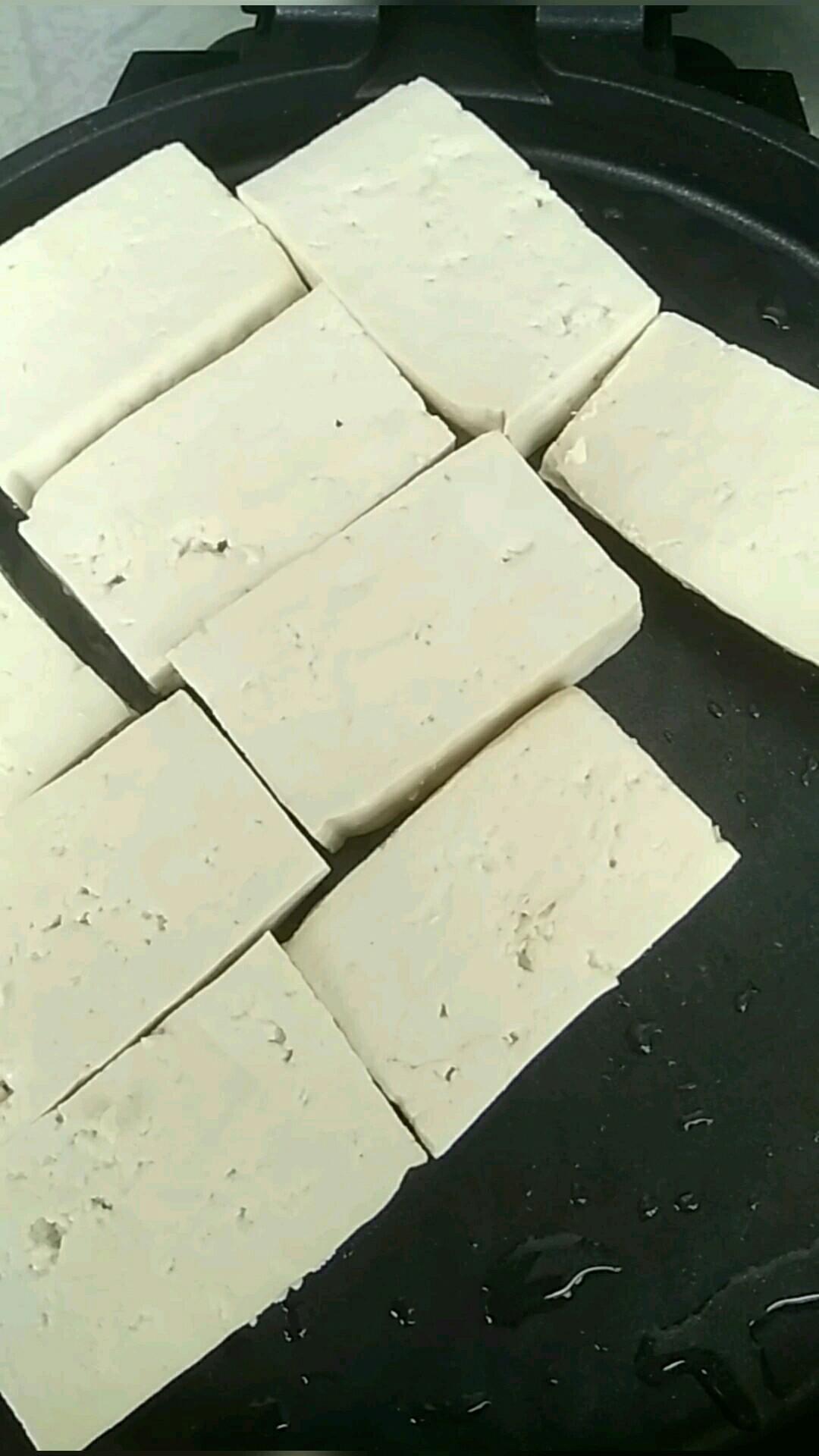 豆腐这样吃 很香的简单做法