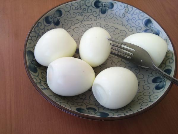 红烧五花肉鸡蛋的步骤