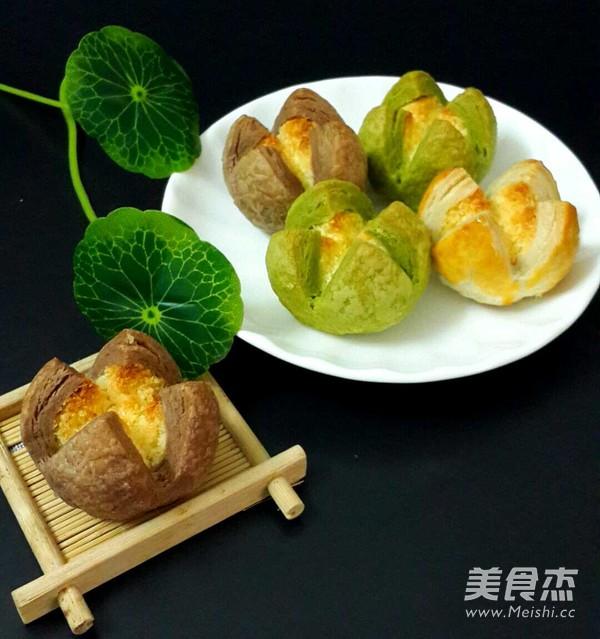椰蓉开口酥的做法大全