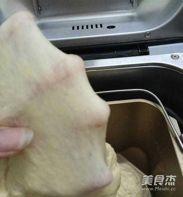 中种椰蓉蜜豆面包怎么吃