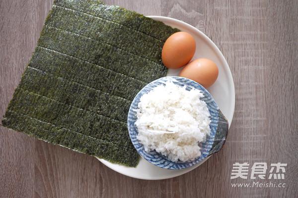 蛋包饭虾仁藕盒便当的做法大全