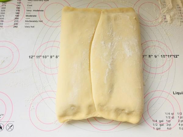 奶酥大理石吐司怎么做