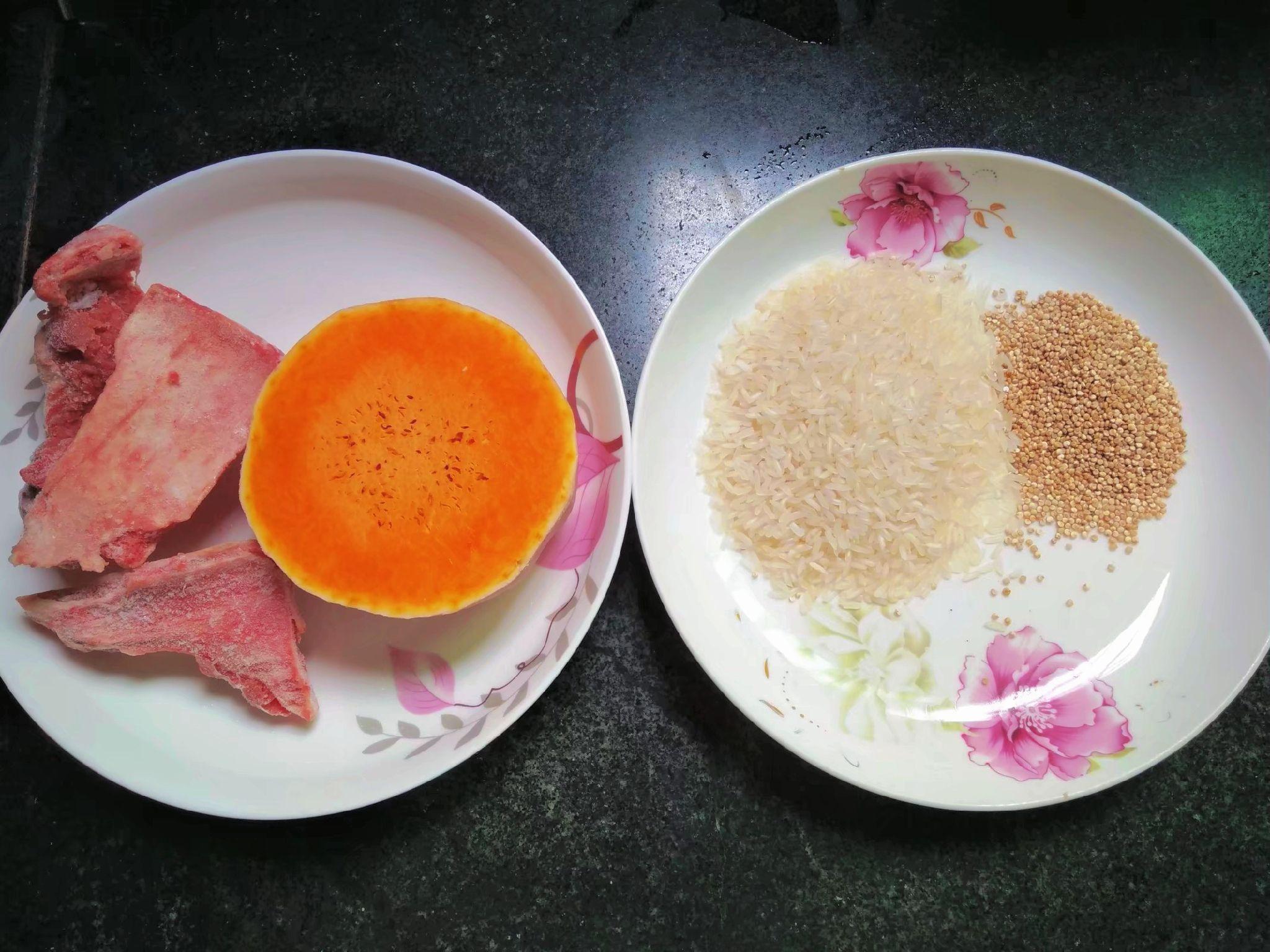 藜麦南瓜大米粥的做法大全
