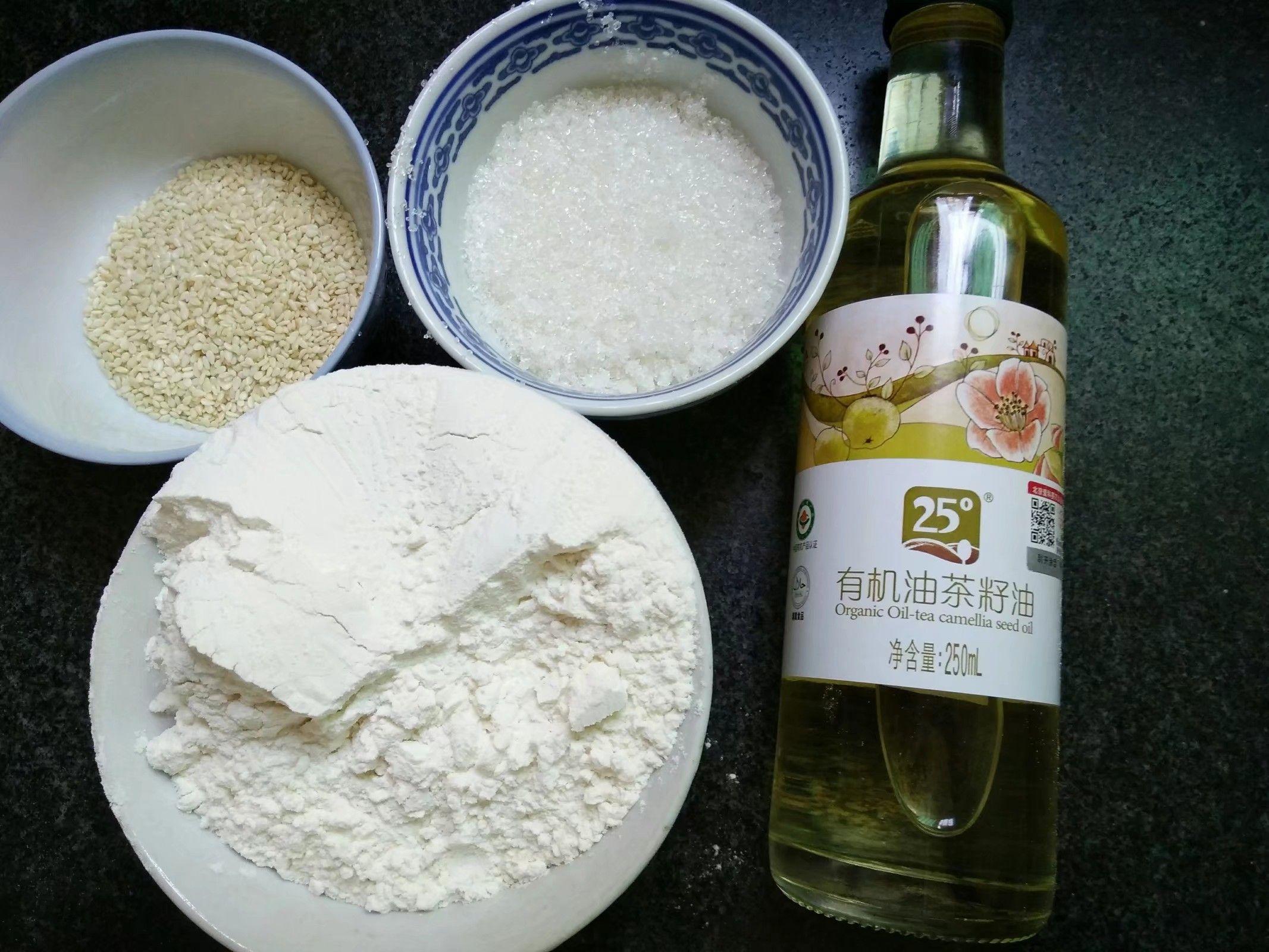 茶籽油面粉饼的做法大全