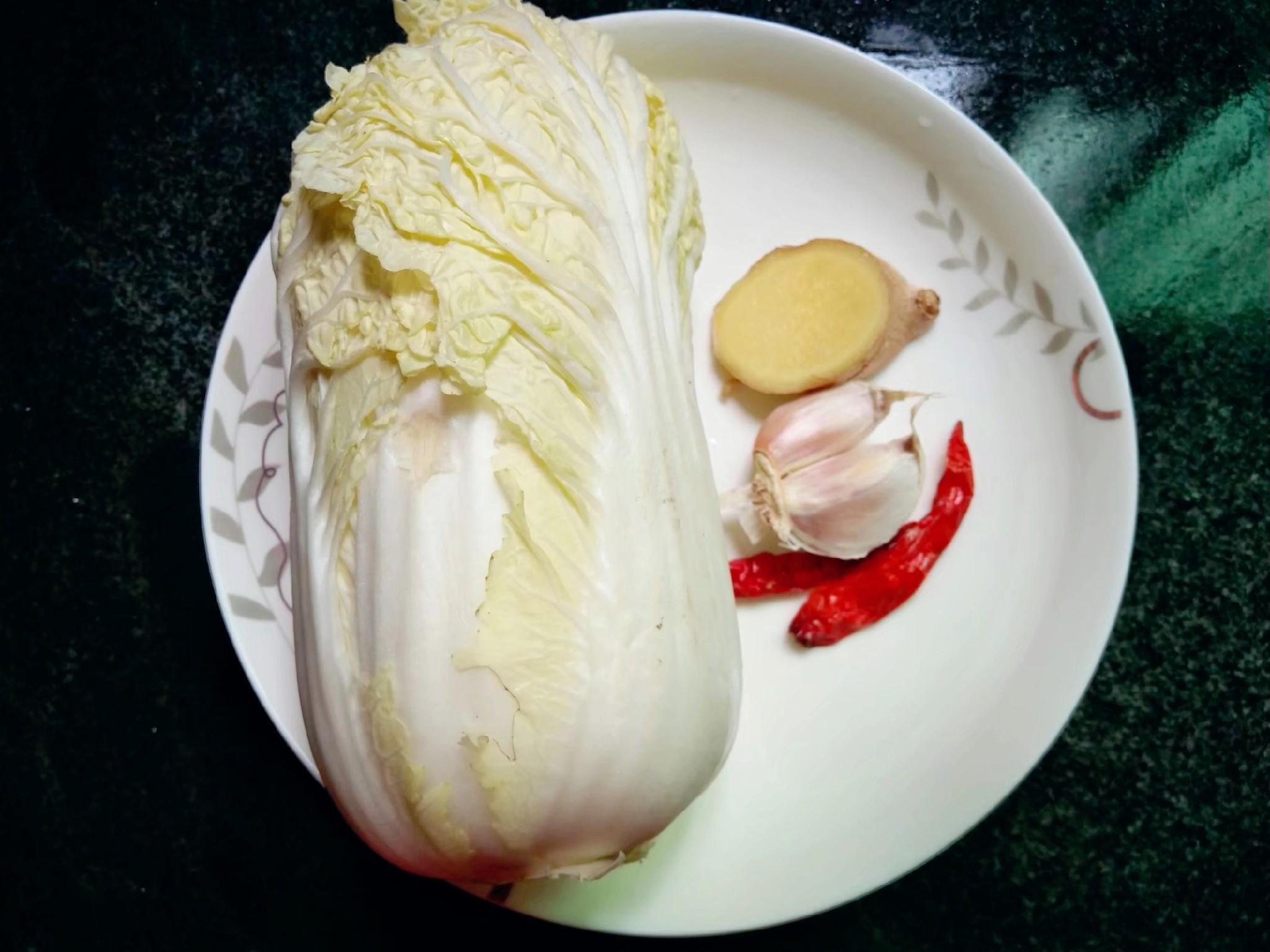 酸辣大白菜的做法大全