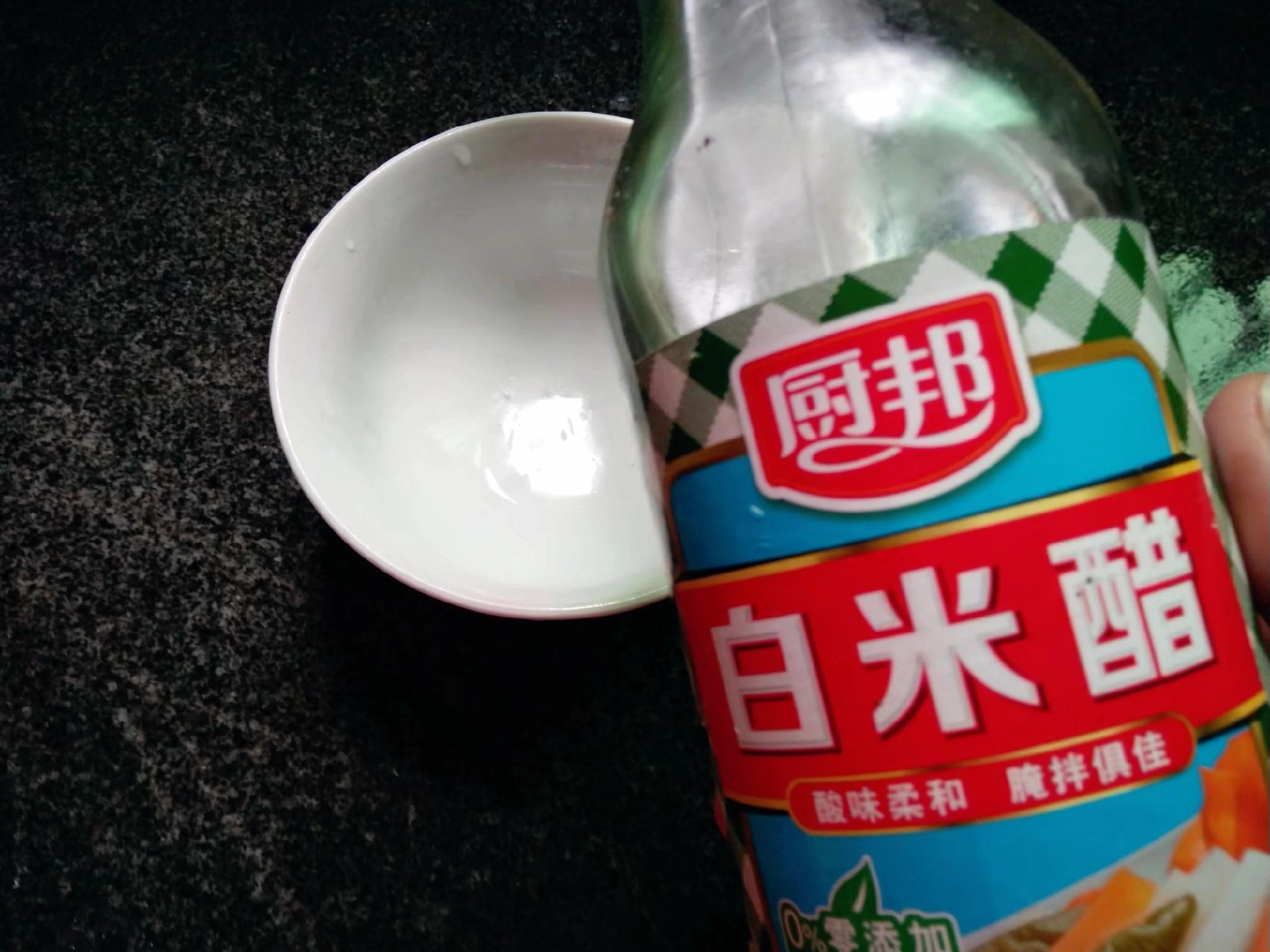 酸辣大白菜的简单做法