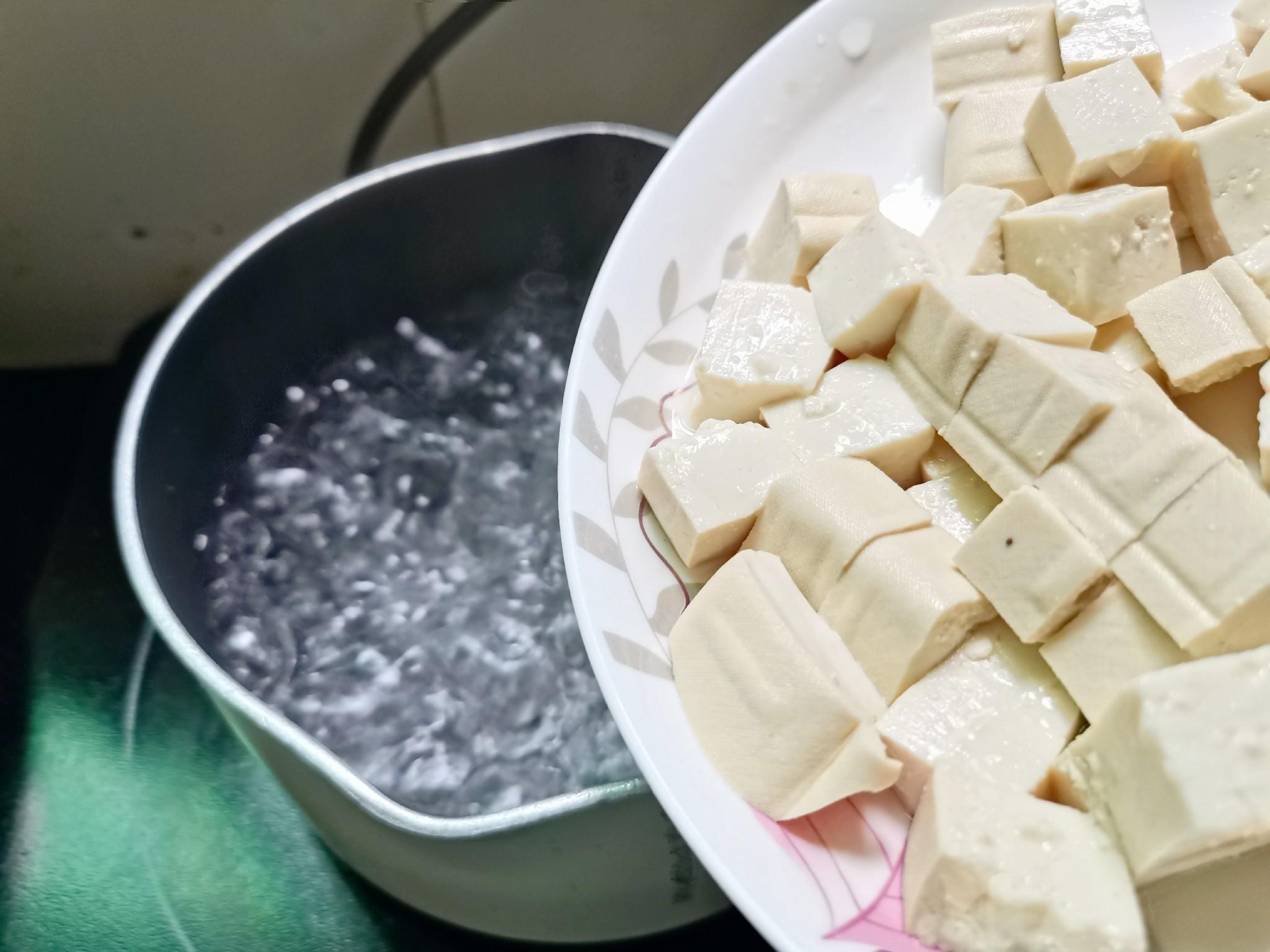 小葱拌豆腐怎么做