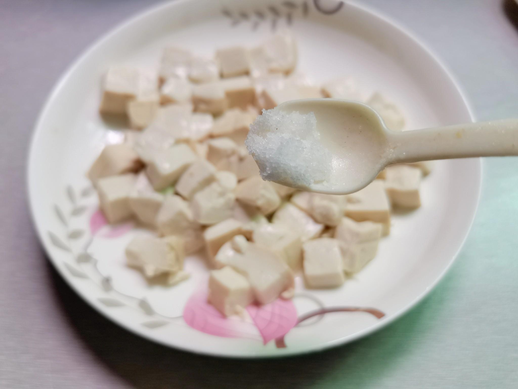小葱拌豆腐怎么炖