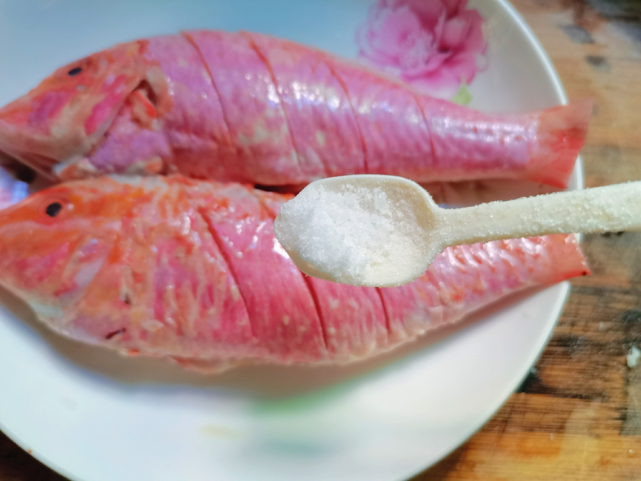 清蒸红衫鱼的简单做法