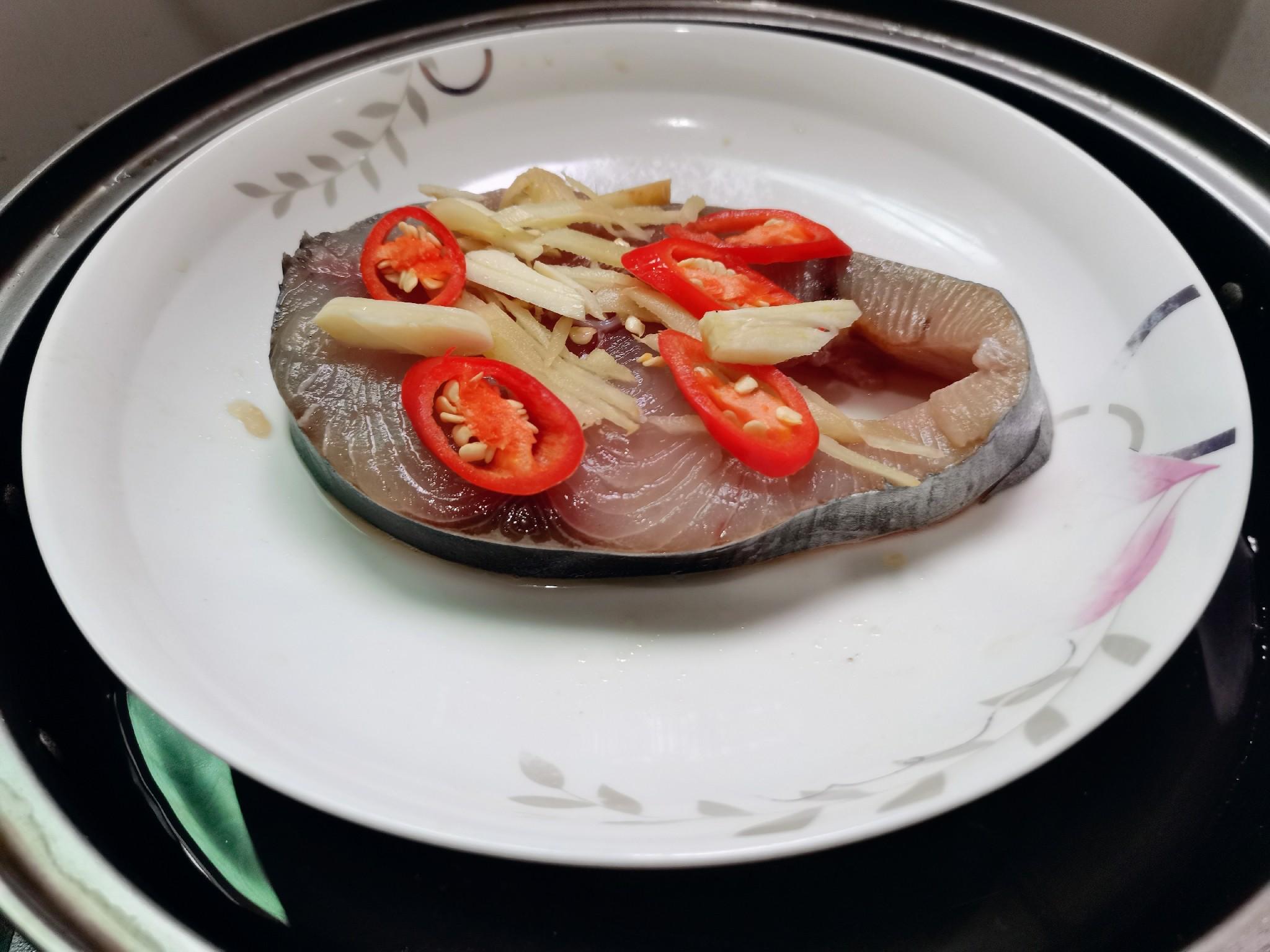 酱香清蒸鱼块怎么炒