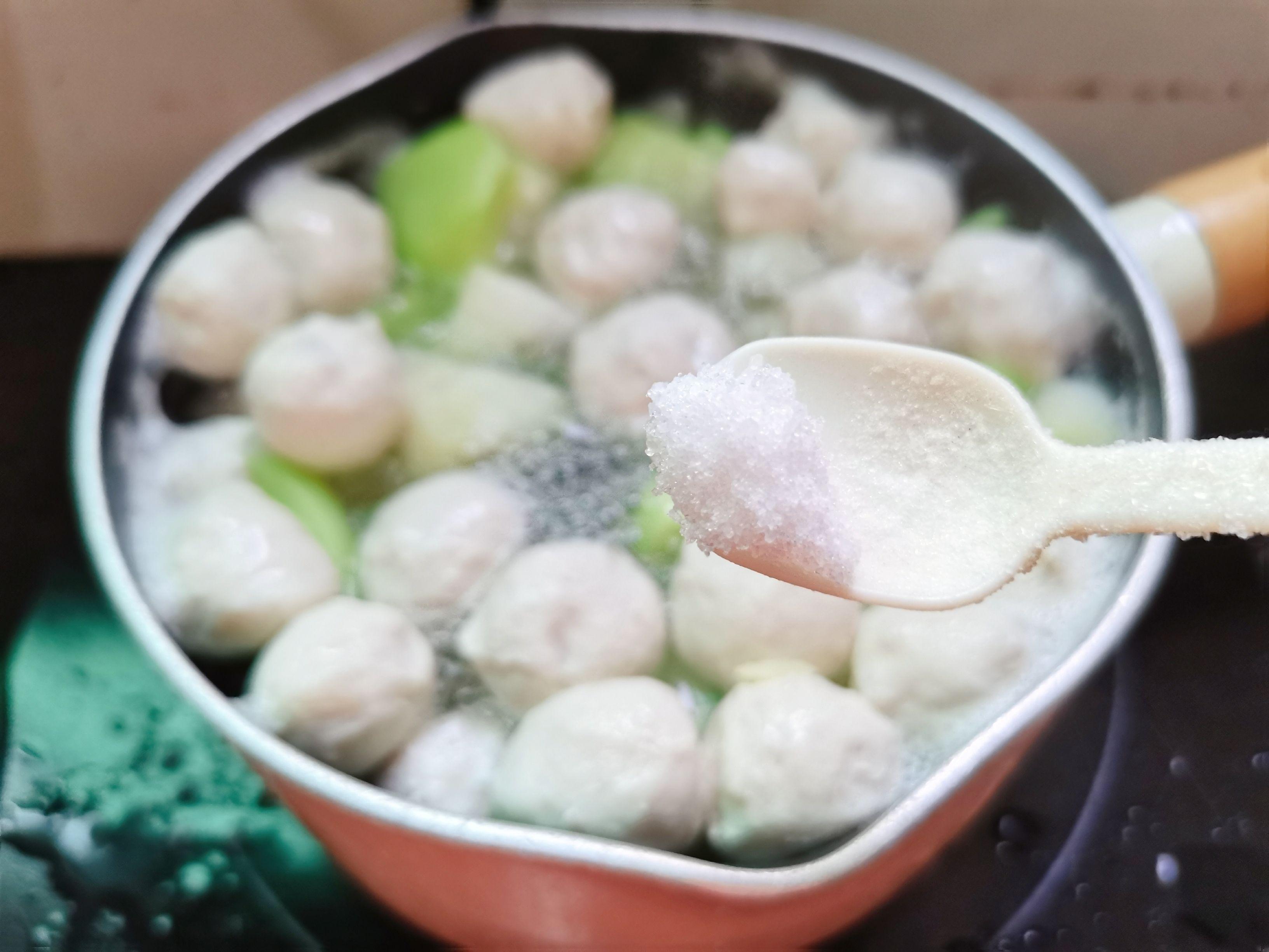 丝瓜肉丸汤怎么炒