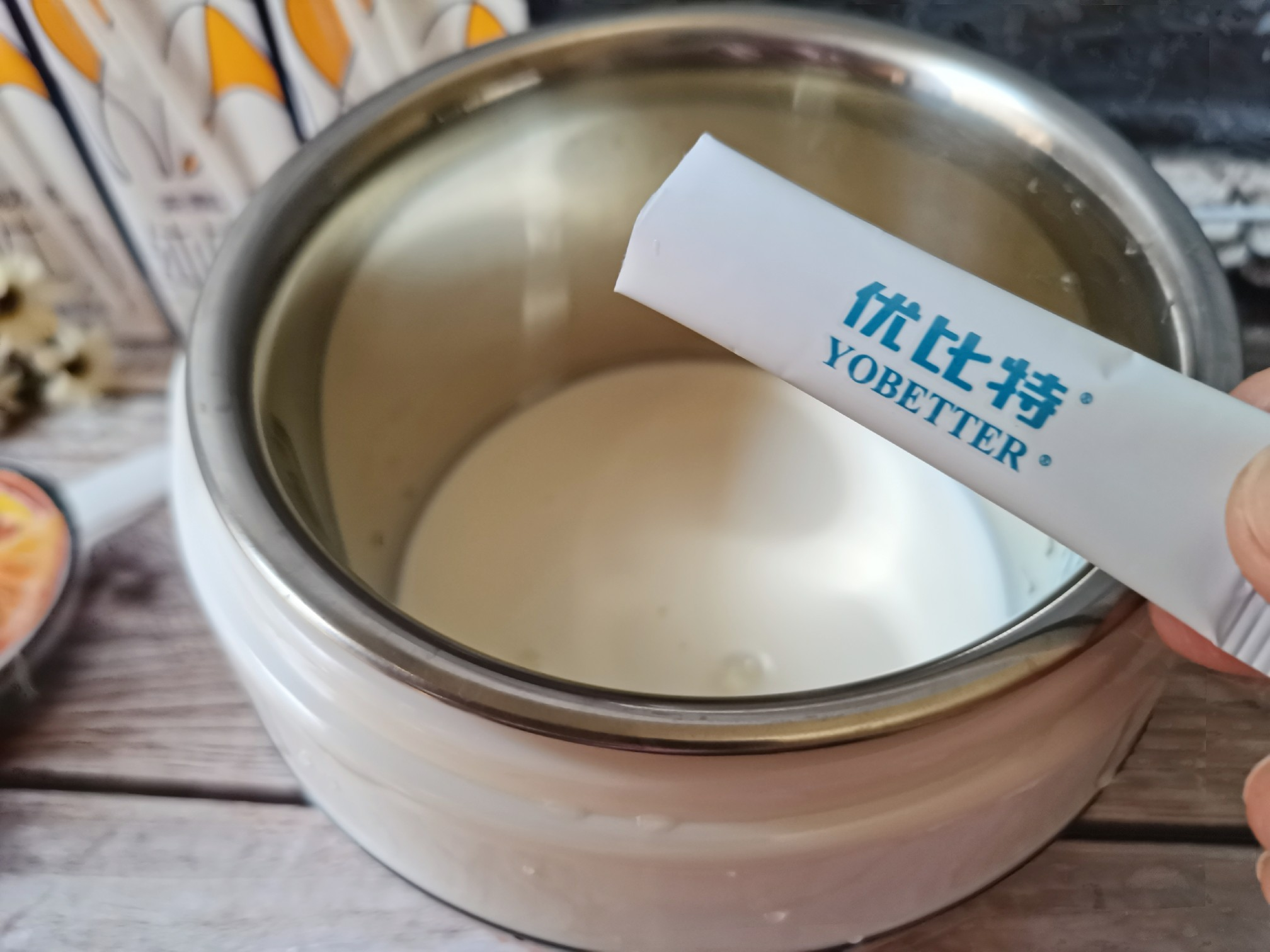 酸奶水果捞的家常做法