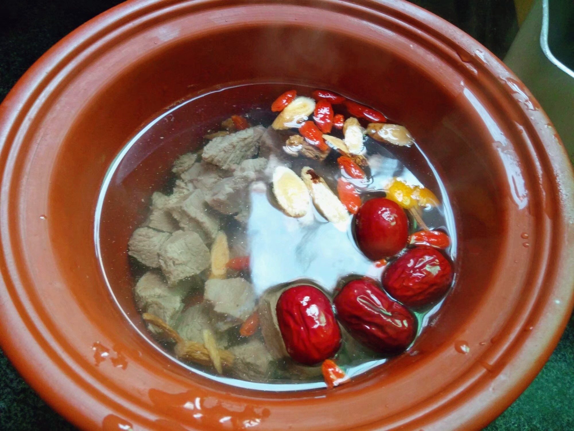 党参北芪羊肉汤,党参北芪羊肉汤的家常做法