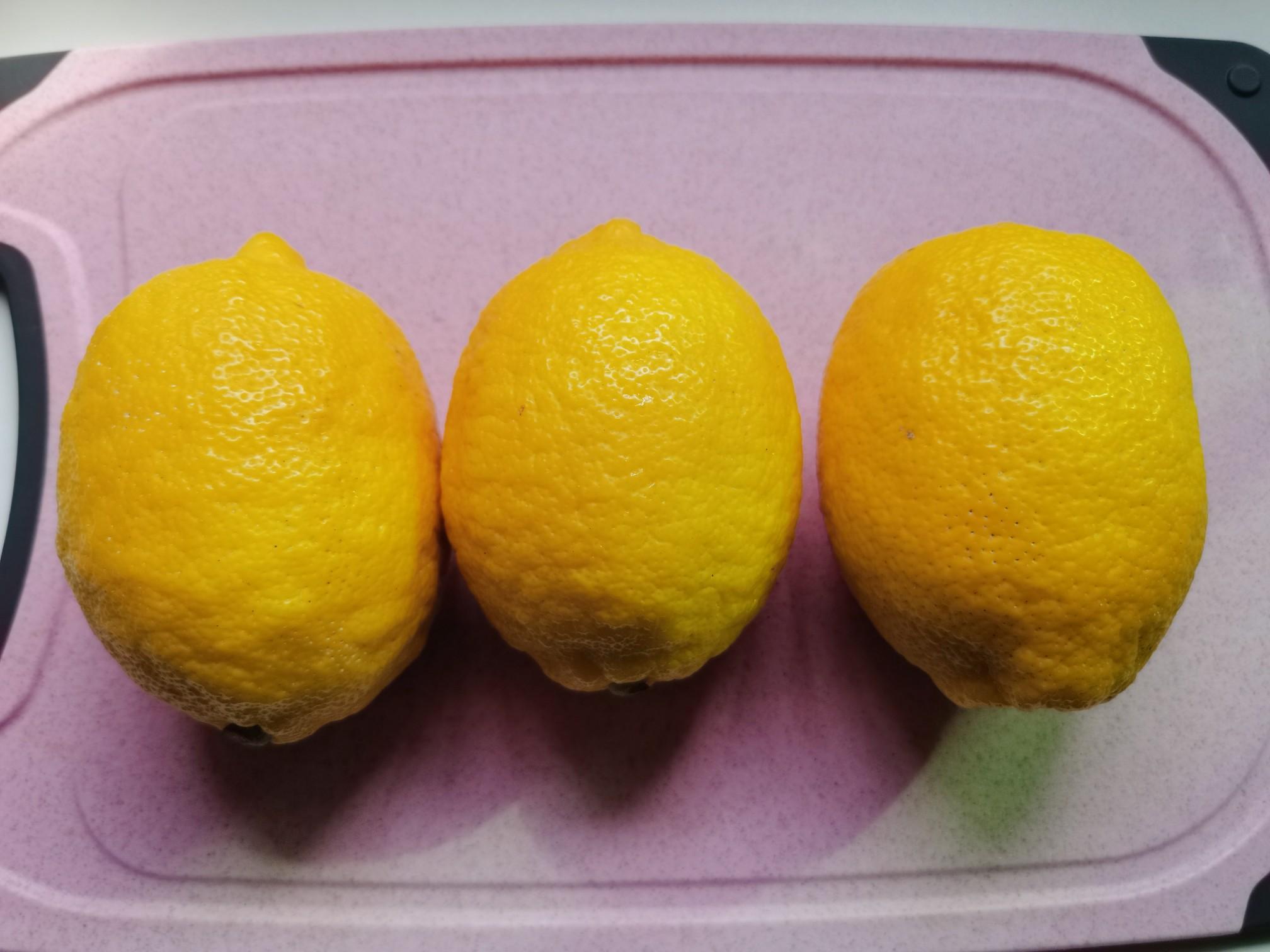 冰糖柠檬的家常做法