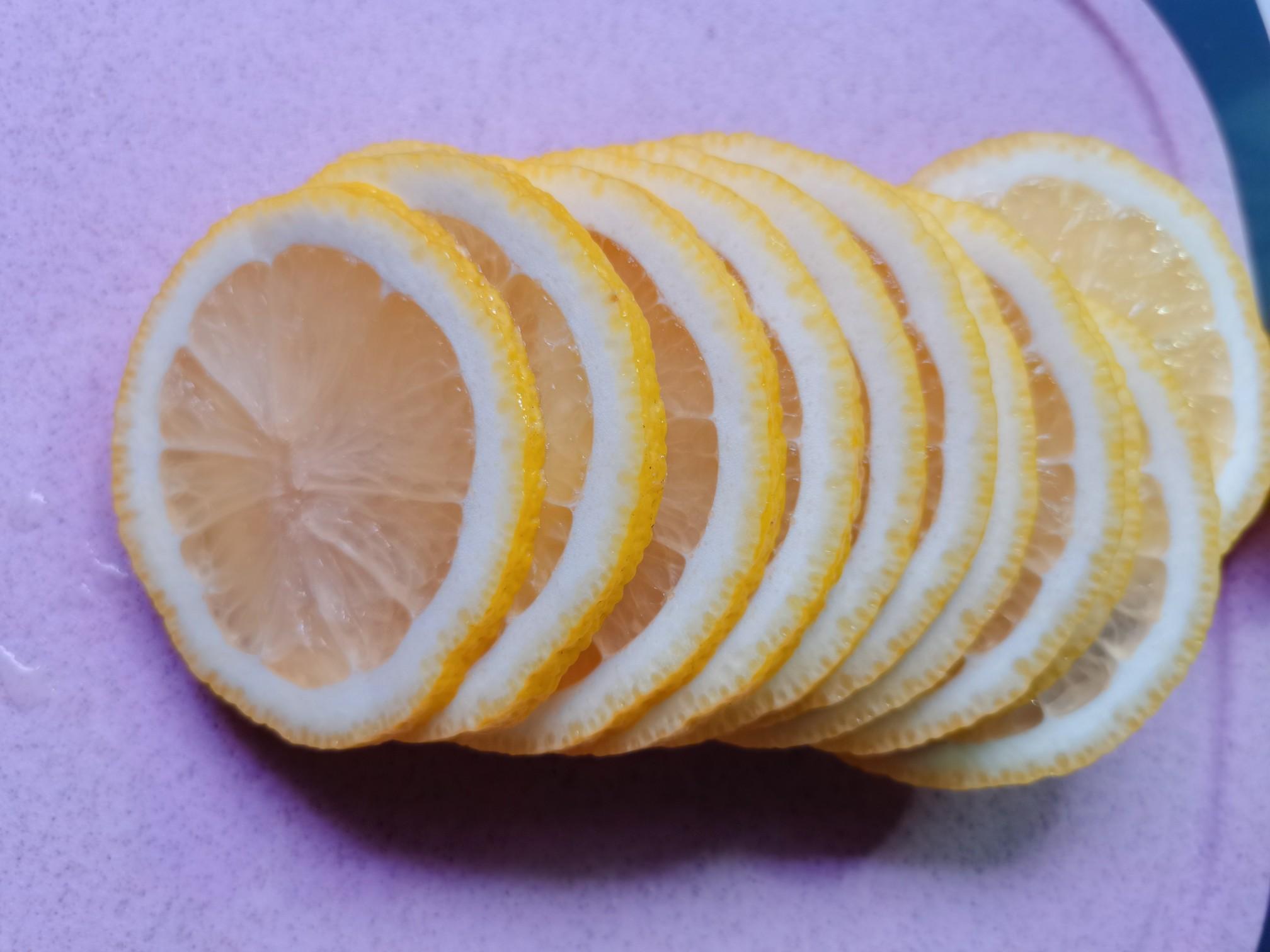 冰糖柠檬的简单做法