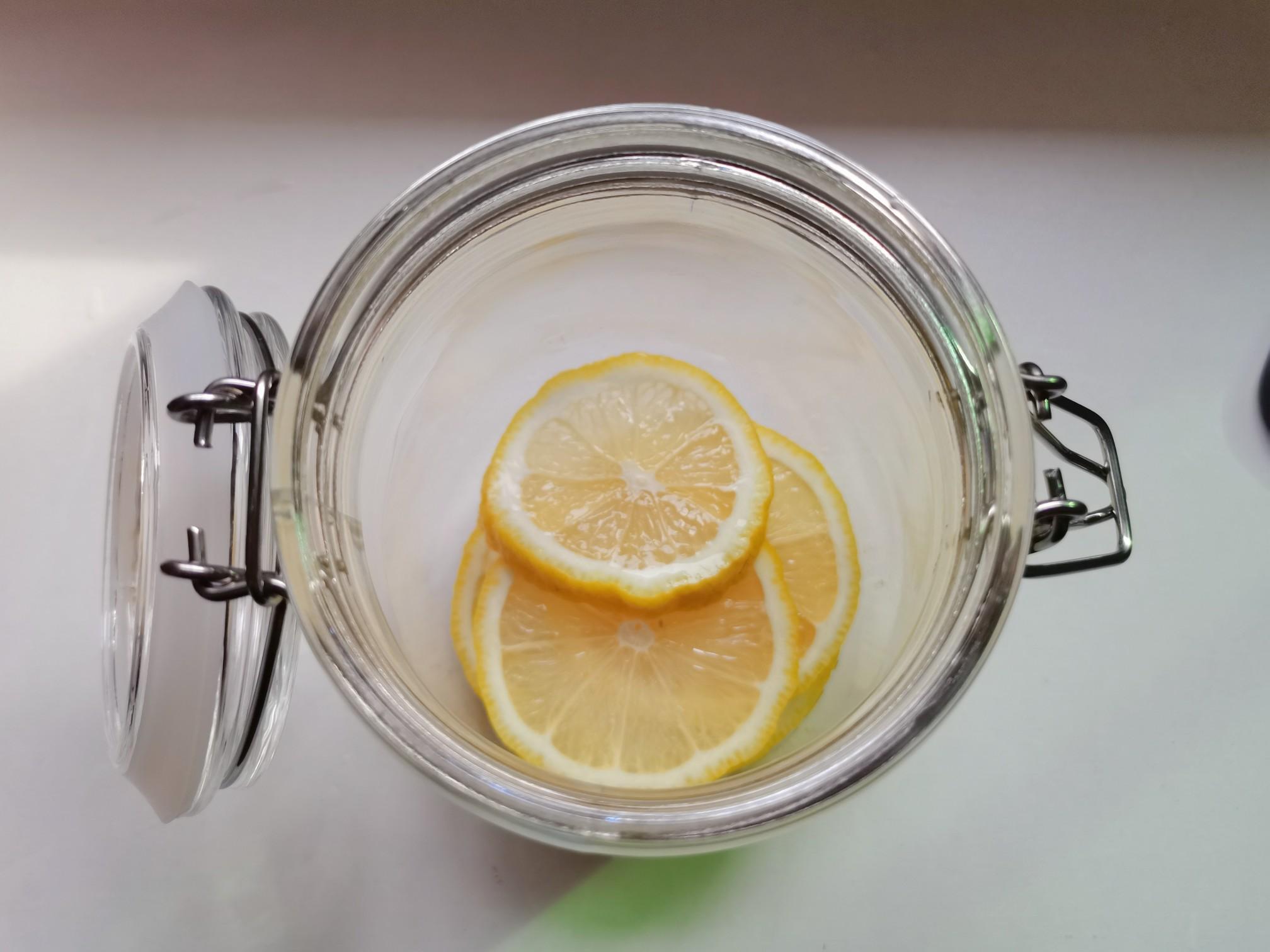 冰糖柠檬怎么做