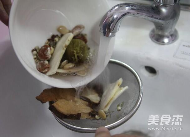 美味的祛湿老火汤的家常做法