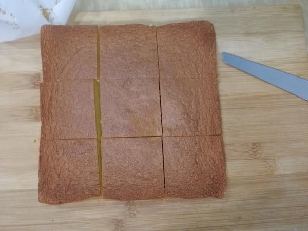 海绵蛋糕的做法大全