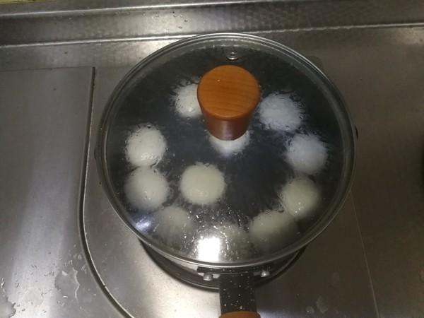 芝麻汤圆怎么炒