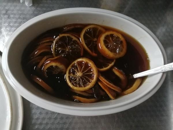 陈皮柠檬膏怎样煮
