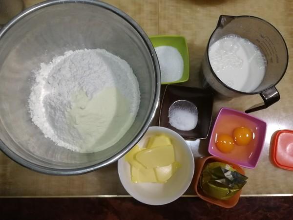 牛奶吐司的做法大全