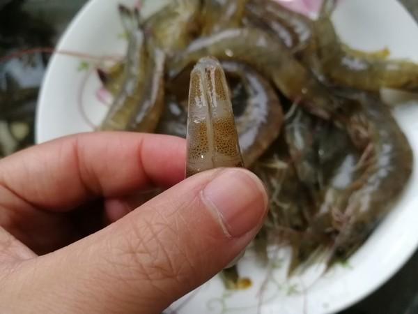 椒盐开背大虾的家常做法