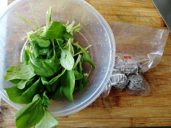 小青菜牛肉丸汤的做法大全