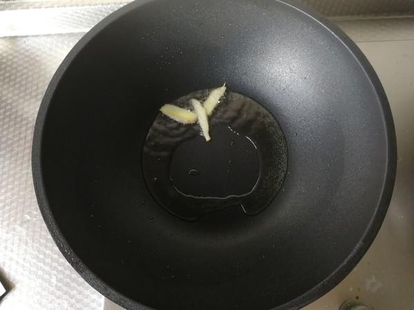 清炒木耳菜的步骤
