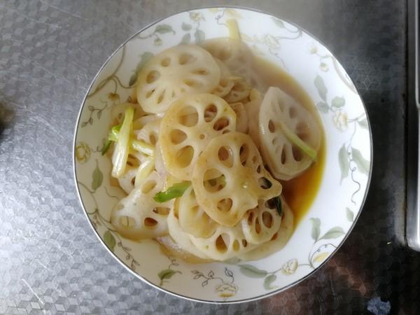 菜籽油炒藕片怎样做